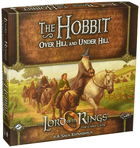 Lord of the Rings LCG: The Hobbit: Over Hill and Under Hill