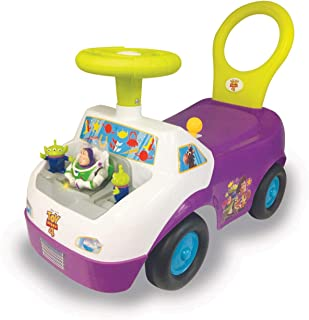 Kiddieland Toystory Buzz Light Year Activity Rideon, for Unisex - Multi Color