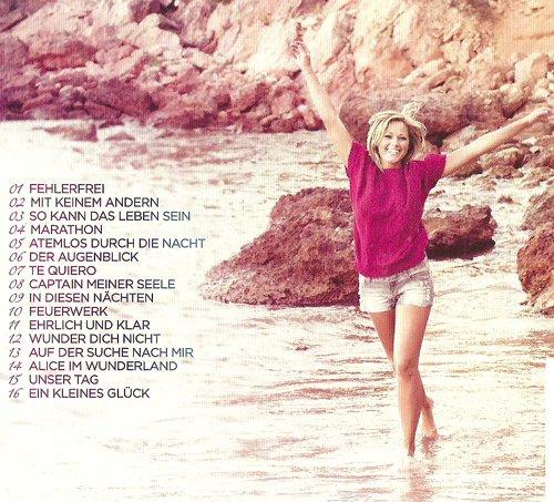 Germany Superstar ... Incl. Sei es doch wie es sei ! (CD Album Fischer, Helene, 16 Tracks)
