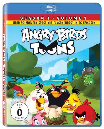 Angry Birds Toons - Season 1.1 [Blu-ray]