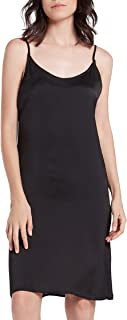 Our Heritage – Women's Scoop-Neck Strappy Midi Dress with Tie-and-Dye Effect