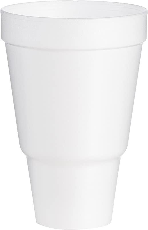 Dart 32AJ32 32 Oz Pedestal Foam Cup Case Of 500