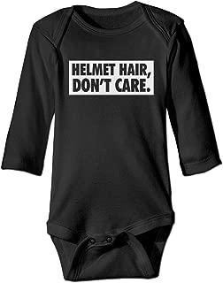 helmet hair don t care baby