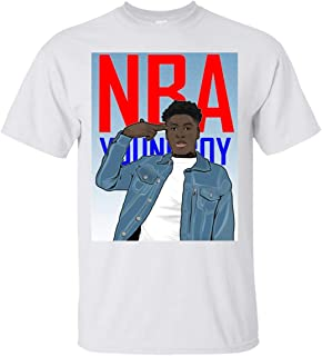 wholesale dealer d8435 a5c08 YoungBoy Shirt- Never Broke Again NBA Unisex Tshirt G200 Gildan Ultra  Cotton T-Shirt