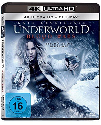 Underworld: Blood Wars (4K Ultra HD) [Blu-ray]