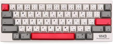 9996c607801 Dye-sub Gray and Milky Japanese keycap for Electrostatic Capacity Keyboard