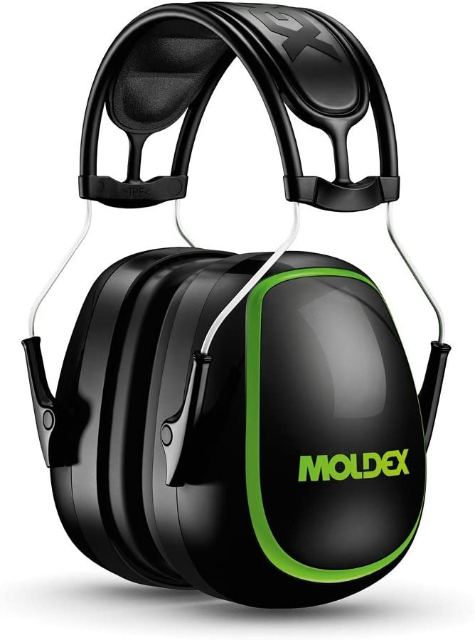 Special Campaign Moldex 6130 MX-6 Discount mail order Headband Earmuffs Quality Defenders 30 Ear NRR