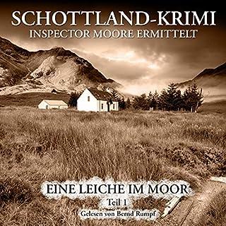 Eine Leiche im Moor, Teil 1 Titelbild