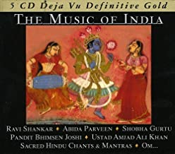The Music of India Set