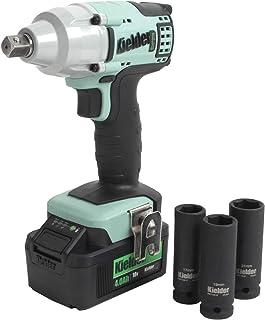 16mm Short Socket SENRISE 2PCS 38mm Long 1//2 Drive Socket 6-Point Hex Shallow Socket Metric for DIY Auto and Home Repairing