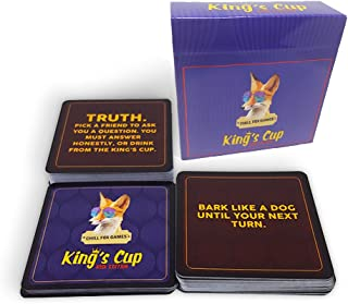 King's Cup Risk Edition - NEW Party Card Game, Play If You Dare - Drinking Game