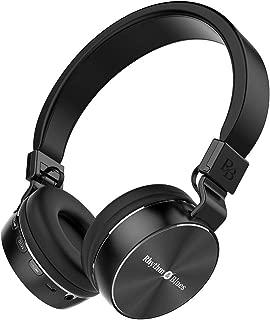 Rhythm&Blues A450BT On-Ear Bluetooth Wireless Headphones with Mic (Black)