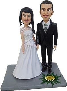 Figurine Turui Regali di nozze personalizzati per gli ospiti Decorazioni fai-da-te Segni di direzione del partito scatola ...