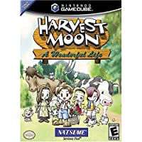 Harvest Moon: Wonderful Life / Game