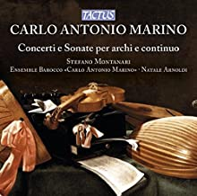 Concertos & Sonatas For Strings and Continuo