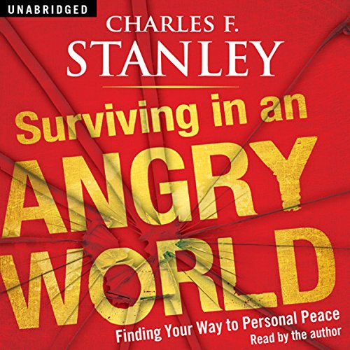 Surviving in an Angry World audiobook cover art