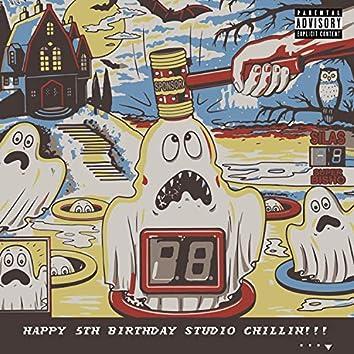 Sponsor (Happy 5th birthday Studio Chillin!)