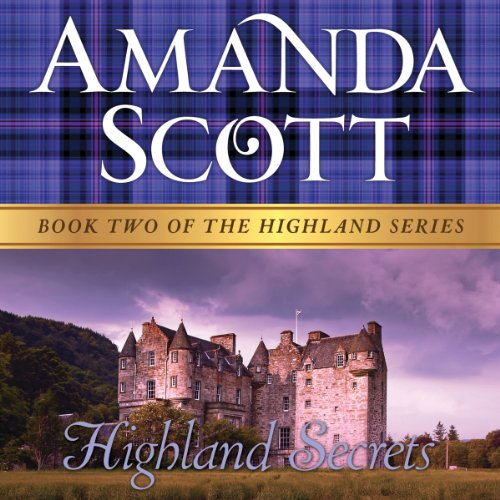 Highland Secrets audiobook cover art