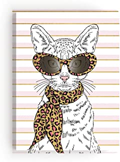 Paper House Life Org Journal SoftCover Fashion Cat