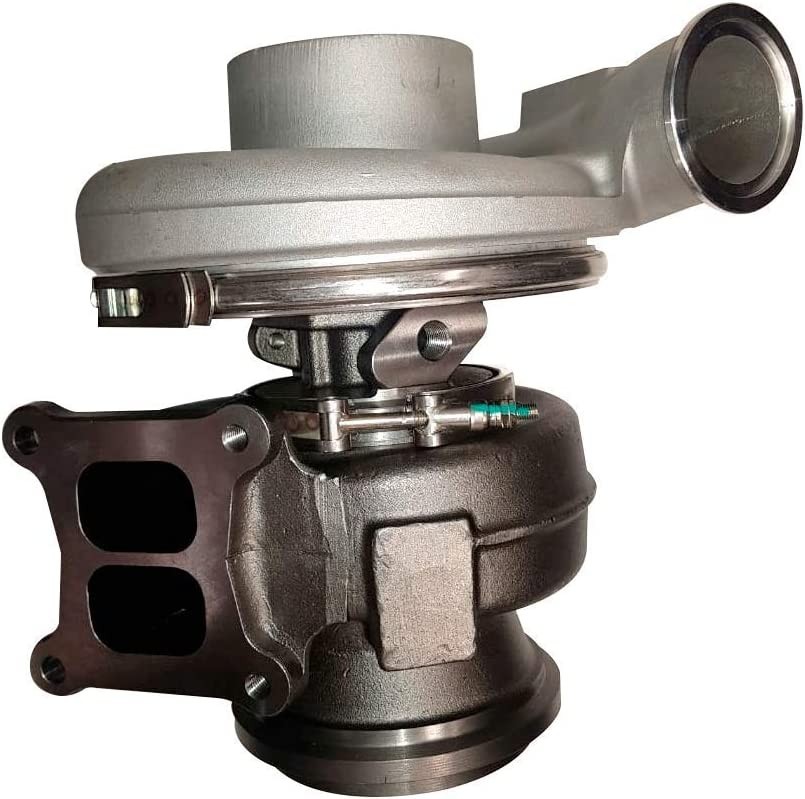 New Turbo Turbocharger for Columbus Mall 1999-09 Bus Cummins Outlet ☆ Free Shipping Truck HX55