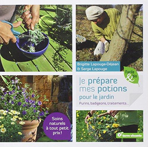 puissant Je prépare ma potion pour le jardin: pudding, plâtre, médicament