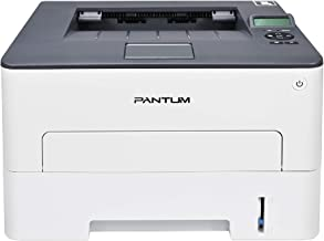 $115 » Black White Wireless Compact Laser Printer Duplex Printing Panum M15DW(V4W56A)