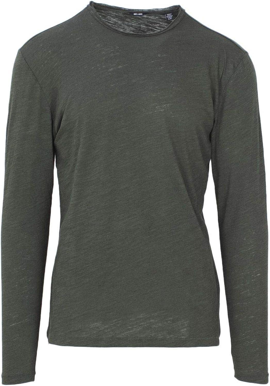 ONLY & SONS Herren 22008114Grün Grün Baumwolle Sweatshirt