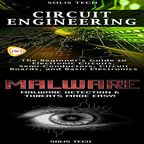 Circuit Engineering & Malware audiobook cover art