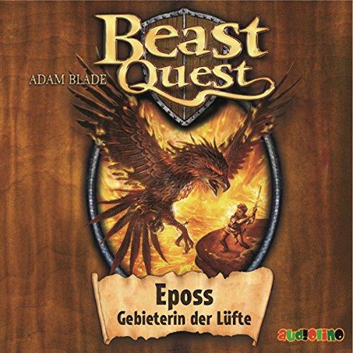 Eposs, Gebieterin der Lüfte (Beast Quest 6) Titelbild