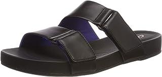 Clarks 女士 Bright Deja 拖鞋
