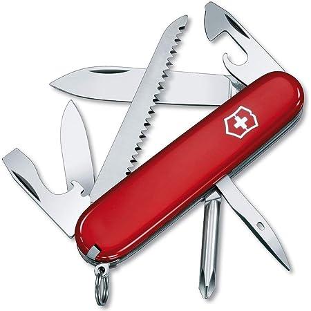 VICTORINOX(ビクトリノックス) ナイフ ハイキング 登山用品 ハイカー 1.4613 (旧名称:キャンパーPD)【国内正規品 保証付】