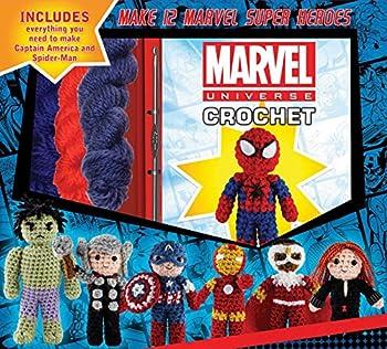 Marvel Universe Crochet  Crochet Kits
