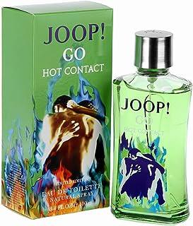 joop go hot contact eau de toilette-100ml