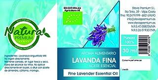Natura Premium Aceite Esencial Lavanda Fina Bio 30 Ml 30 ml