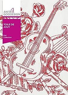 Anita Goodesign Embroidery Machine Designs CD TOILE DE JOUY