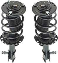 Loaded Quick Complete Strut Spring Mount Assembly LH RH Front Pair for Saab 9-3