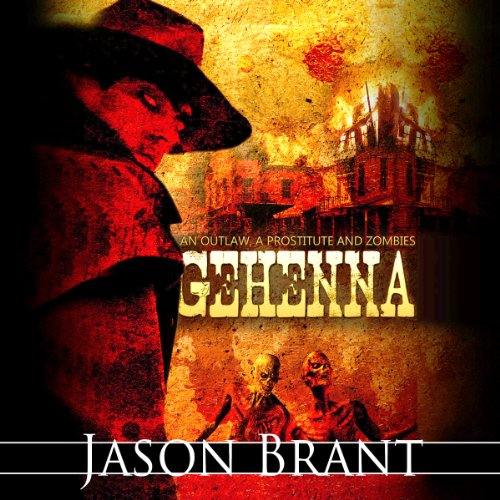 Gehenna audiobook cover art