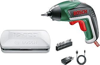 Bosch IXO Básico - Destornillador (3.6V, en caja de plástico)