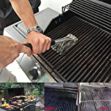 Zoom IMG-1 mf tech spazzola barbecue 18