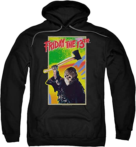 Friday the 13th - Sweat à Capuche rétro Jeu pour Homme