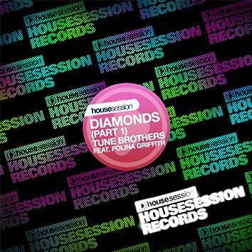 Diamonds, Pt. 1 (feat. Polina Griffith)