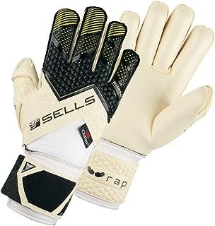 Sells WRAP Elite Climate Guard Finger Protection Goalkeeper Gloves for Soccer