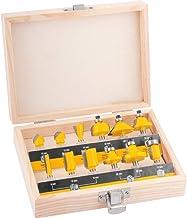Jogo Kit De Fresa Para Madeira Com 12 Peças Vonder - 5314120120