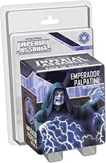 Fantasy Flight Games Star Wars – Imperial Assault: Emperor Palpatine – Spanish Colour FFSWI48