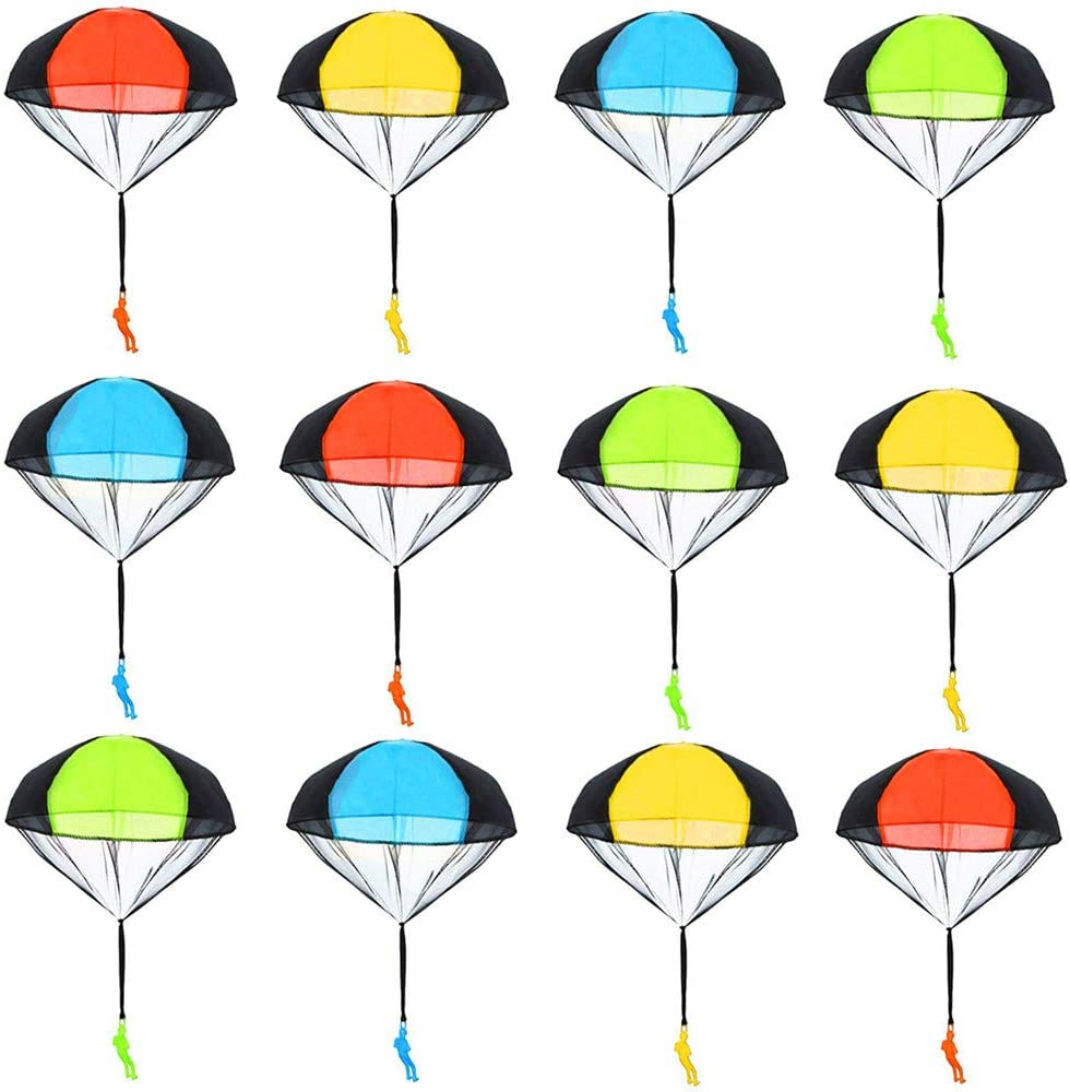 Minelife 12 Pack Limited time for free shipping Parachute Free Special price for a limited time Tangle Toys Throwing