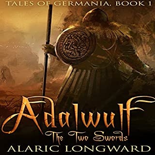 Adalwulf: The Two Swords cover art