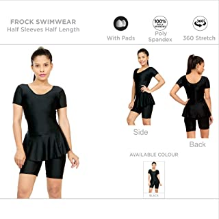 Champ Women Swimming Costume/Swimming Suit for Ladies/Padded Swimwear - 0E
