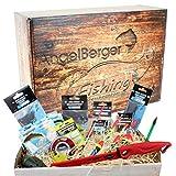 Angel-Berger Allround Geschenk Box Angelset