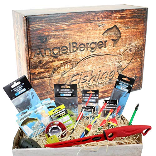 Angel-Berger Allround Geschenk Box Angelset