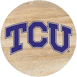 Thirstystone Drink Coaster Set, Texas Christian University